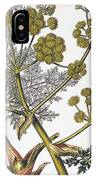 Herbal: Fennel, 1819 IPhone Case