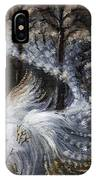 Here Comes The Mist IPhone Case