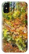 Here Grow Mushrooms IPhone Case