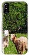 Here Is Looking At Ewe IPhone Case