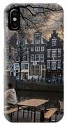 Kaizersgracht 451. Amsterdam. Holland IPhone Case