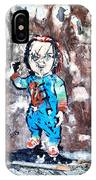 Here's Chucky IPhone Case