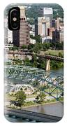 Hernando-desoto Bridge Memphis IPhone Case