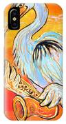 Heron The Blues IPhone Case