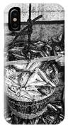 Herring Fishing Howth 1955  IPhone Case