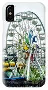 Hershey Park Ferris Wheel IPhone Case