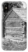 Hetchler House Shed IPhone Case