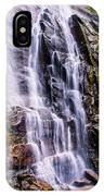 Hickory Nut Falls IPhone Case
