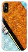 Hidden And Falling Tiled Version IPhone Case