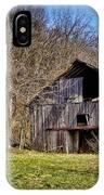 Hidden Barn IPhone Case