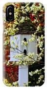 Hidden Bird House IPhone Case