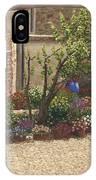 Hidden Garden Villa Di Camigliano Tuscany IPhone Case