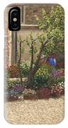 Hidden Garden Villa Di Camigliano Tuscany IPhone Case