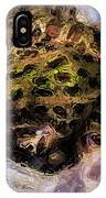 Hidden In The Rocks IPhone Case