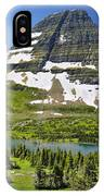 Hidden Lake In Glacier National Park IPhone X Case