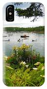 Hidden Lily Garden  IPhone Case