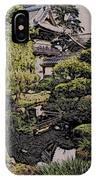 Hidden Pagoda IPhone Case