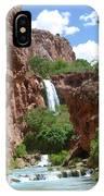 Hidden Waterfalls IPhone Case