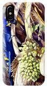 Hide-n-seek Hyacinths IPhone Case