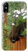 Hiding Moose IPhone X Case
