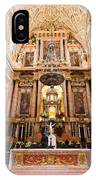 High Altar Of Cordoba Cathedral IPhone Case