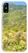 High Desert Greens IPhone Case