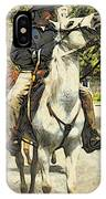 High Horse IPhone Case