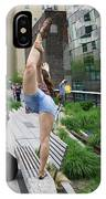 High Line Exhibitionist IPhone Case