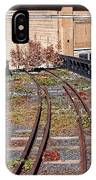 High Line Spur IPhone Case