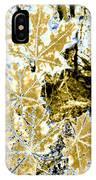 High Street Decor 4 IPhone Case