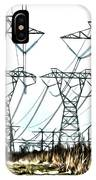 High Wire Act IPhone Case