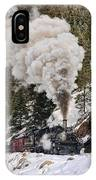 Highball Through Cascade Canyon IPhone Case
