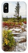 Highlands Of West Virginias Dolly Sods IPhone Case