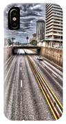 Highway Into St. Louis IPhone Case