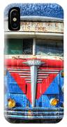 Highway Post Office U.s. Mail IPhone Case