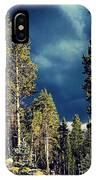 Hike In The Woods IPhone X Case