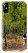 Hike On 2 IPhone Case