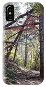 Hike Through The Woods IPhone X Case