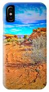 Hiking In Canyonlands IPhone Case