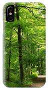 Hiking Trails To Mont Morency Falls IPhone Case