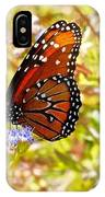 Hill Country Butterfly IPhone Case