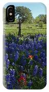 Hill Country Roadside IPhone Case