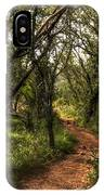 Hill Country Trail IPhone Case