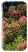 Hill Side Colors IPhone Case
