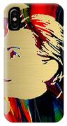 Hillary Clinton Gold Series IPhone Case