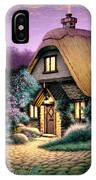 Hillcrest Cottage IPhone Case