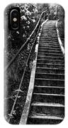 Hillside Stairs IPhone Case
