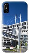 Hilton International Airport Hotel Melbourne IPhone Case
