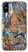 Hindu Deity Posters IPhone Case