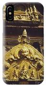 Hindu Gold By Jrr IPhone Case